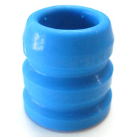 KYB 46/48mm fork bump rubber blue