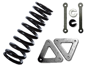Progressive Shock Lowering Springs and Kits