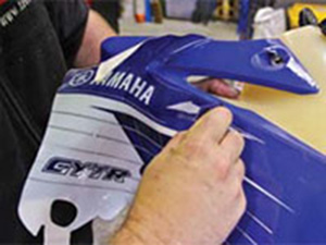 Replacing your Bike's Graphics