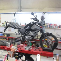 XT660Z Suspension Upgrade - Stage 2 image