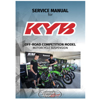 service manual KYB MX English image