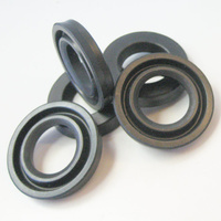 Shock Oil Seal 16 x 28 x 5 OEM KYB image