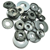 8mm id Cup Washer - Alloy image