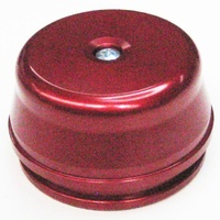 64mm Shock Bladder Cap - Red image