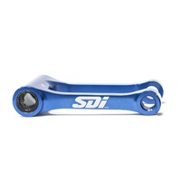 09-18 YZ450F Pull Rod - Blue image