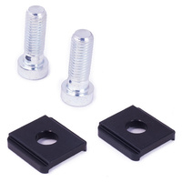 5mm M12 Handle Bar Clamp Spacer Set image