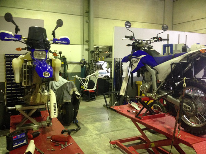 Yamaha WR250R Suspension Tips and Upgrades | Teknik Motorsport